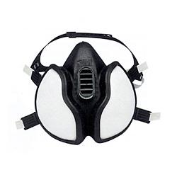 3m respiratore serie 4000