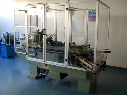 I ripari per macchine utensili