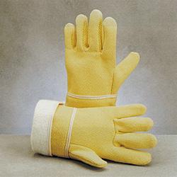 Tessuti e fibre per la produzione di guanti anticalore